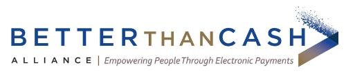 Better Than Cash Alliance Logo (PRNewsFoto/Better Than Cash Alliance)