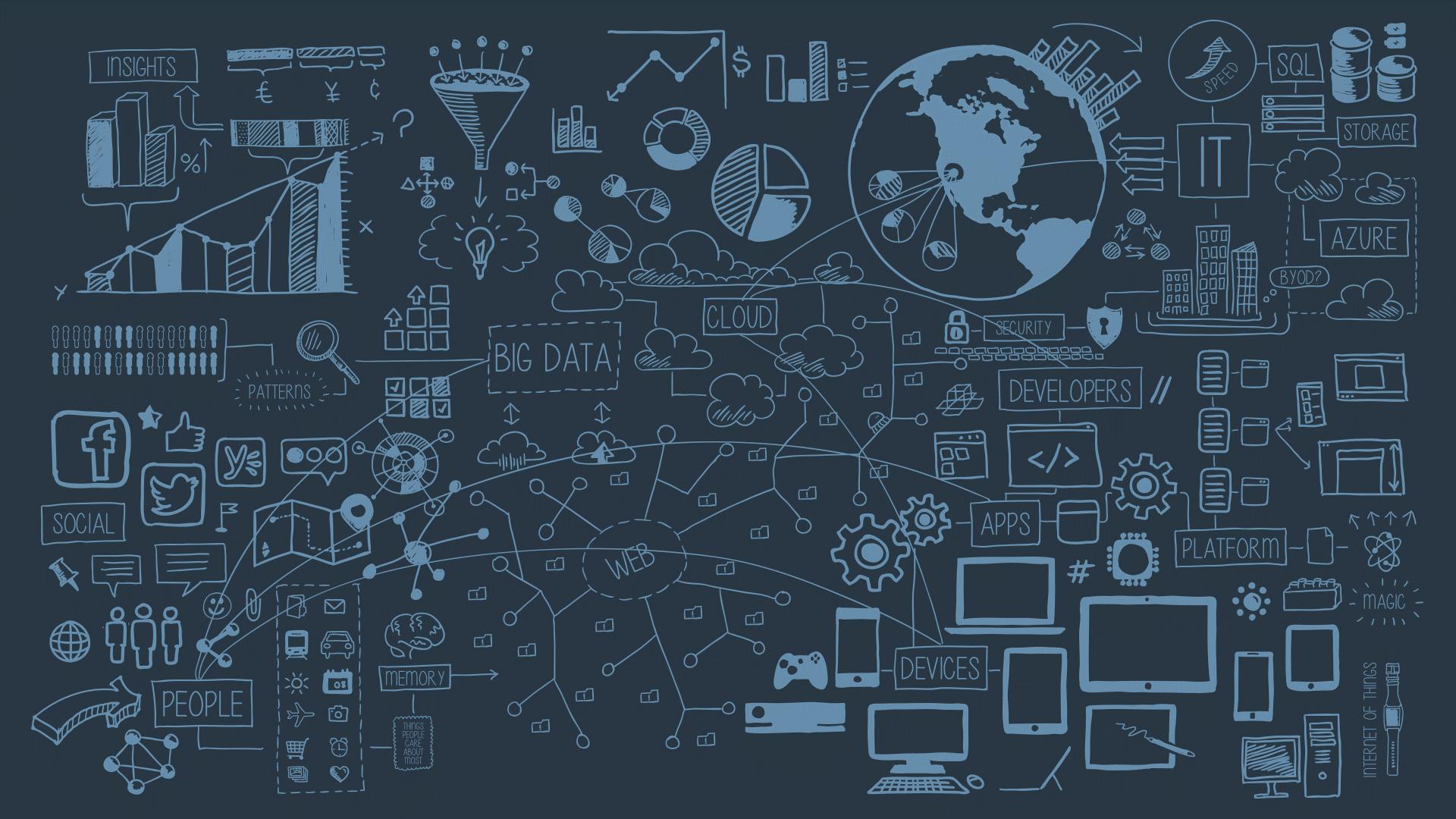 Сквозные технологии цифровой экономики